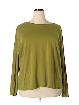 Covington Outlet Long Sleeve T-Shirt Size 24 (Plus)
