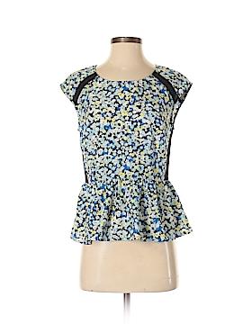 Elle Short Sleeve Blouse Size 4