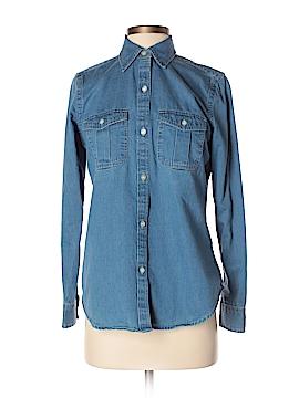 Lauren Jeans Co. Long Sleeve Button-Down Shirt Size XS