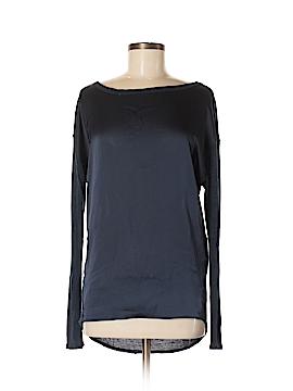 Mango Long Sleeve Blouse Size XS
