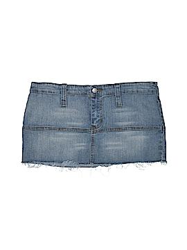 Zana Di Jeans Denim Skirt Size 11