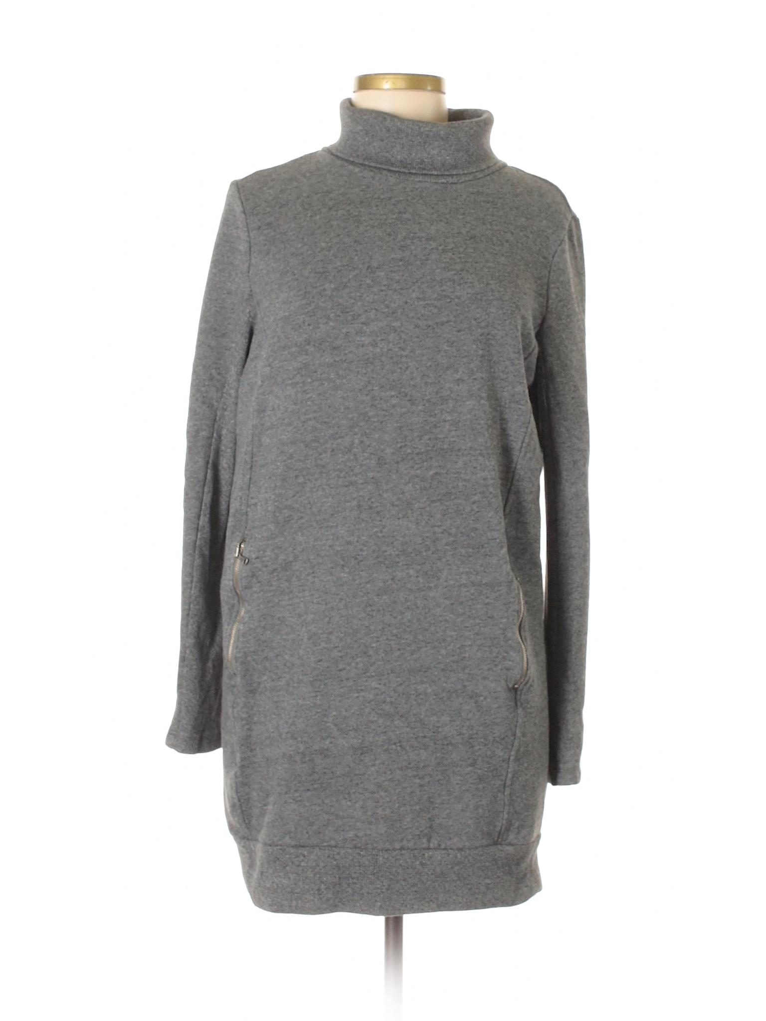 Dress Grey winter Boutique Casual amp; Lou 7qXWAa8
