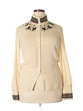 Spiegel Long Sleeve Blouse Size 14