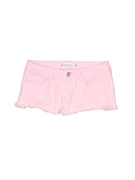 Bullhead Black Denim Shorts Size 3