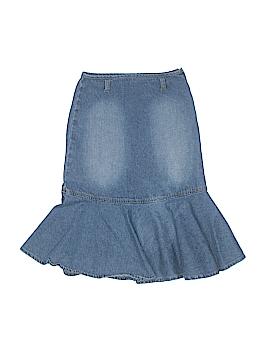Amy's Closet Denim Skirt Size 8