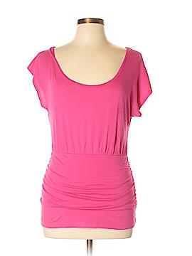 Lilla P Short Sleeve Top Size M