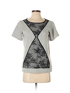 Tibi Short Sleeve Top Size XS