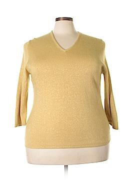 Avon Pullover Sweater Size 1X (Plus)