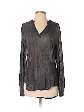 XCVI Long Sleeve Blouse Size XS