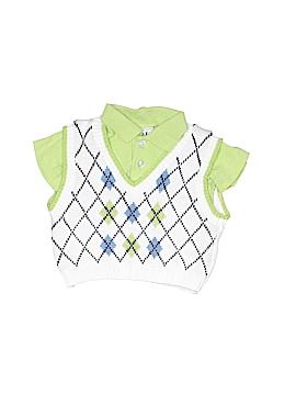 Happy Fella Sweater Vest Size 3-6 mo