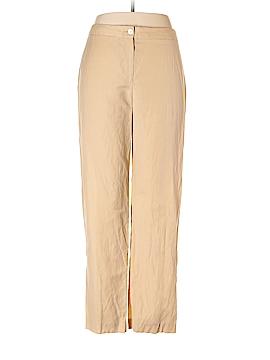 Jones New York Collection Linen Pants Size 14