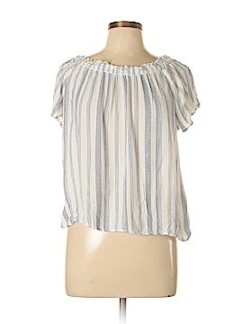 Living Doll Short Sleeve Blouse Size XL