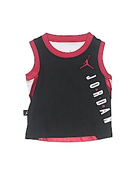 Air Jordan Sleeveless Jersey Size 12 mo