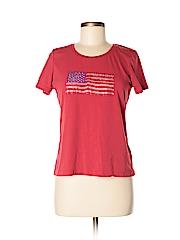 Onque Women Short Sleeve T-Shirt Size M (Petite)