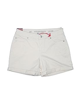 Liverpool Jeans Company Khaki Shorts Size 2