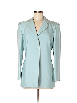 Linda Allard Ellen Tracy Silk Blazer Size 8 (Petite)