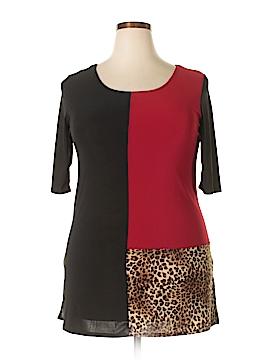 Star Vixen Short Sleeve Top Size 1X (Plus)