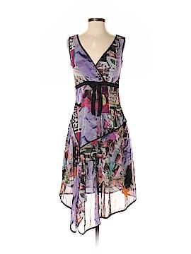 Simon Chang Casual Dress Size S