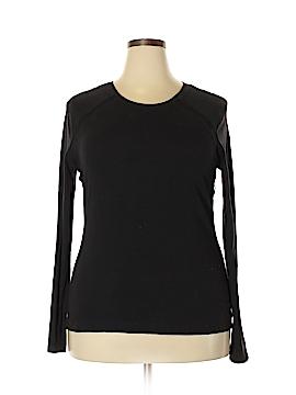 Danskin Now Long Sleeve T-Shirt Size XXL