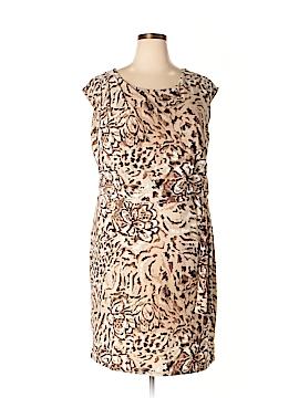 Dana Buchman Casual Dress Size 1X (Plus)