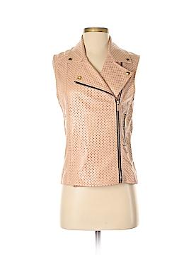 Whitney Eve Faux Leather Jacket Size S