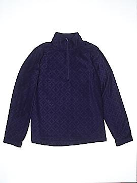 Lands' End Fleece Jacket Size 14 - 16