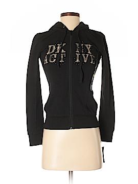 DKNY Zip Up Hoodie Size P (Petite)