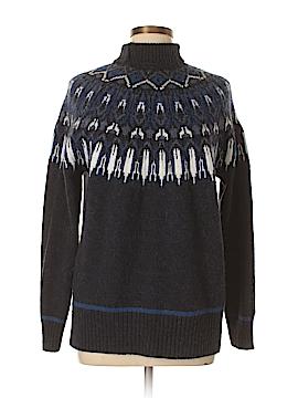 H&M L.O.G.G. Turtleneck Sweater Size M