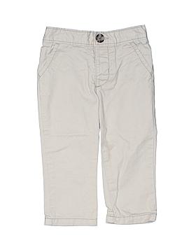 Old Navy Khakis Size 6-12 mo