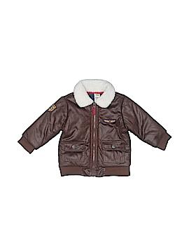 Little Me Coat Size 12 mo