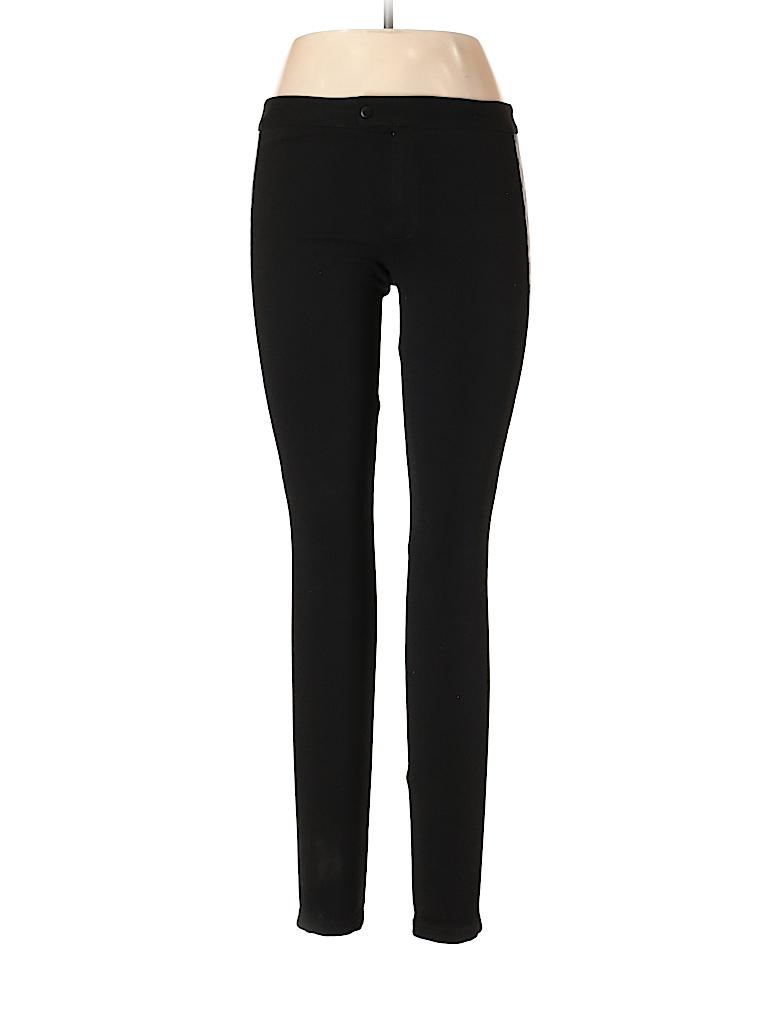 8009ebcdef696 Club Monaco Solid Black Leggings Size 8 - 74% off | thredUP