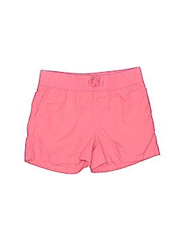 The Children's Place Khaki Shorts Size 6X - 7