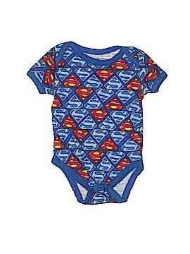 Superman Short Sleeve Onesie Size 6 mo