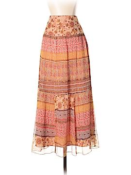 Shin Choi Silk Skirt Size 4