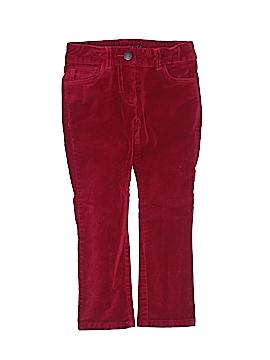 Mini Boden Velour Pants Size 4