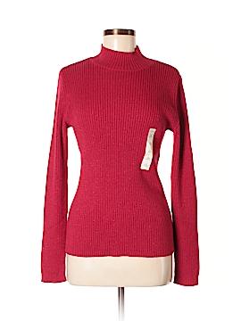 Studio Works Turtleneck Sweater Size M