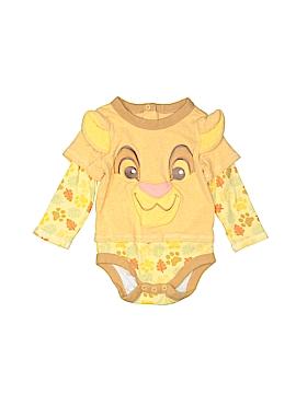 Disney Baby Long Sleeve Onesie Size 9-12 mo