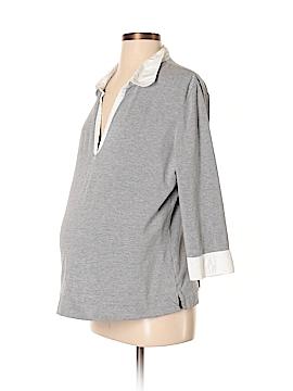 Mimi Maternity 3/4 Sleeve Top Size L (Maternity)