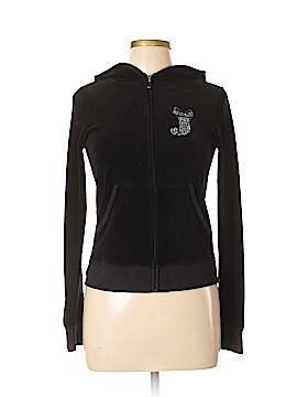 Juicy Couture Zip Up Hoodie Size L