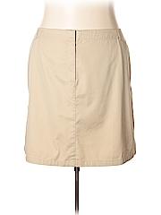 Lands' End Women Casual Skirt Size 34 (Plus)