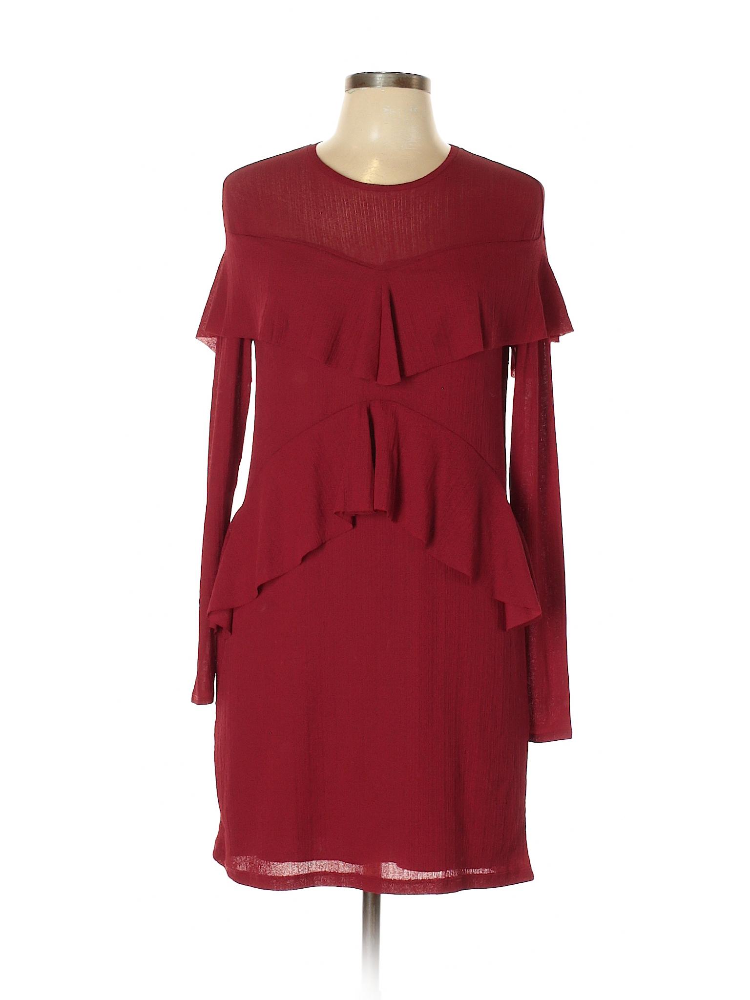 Boutique Casual Dress winter Boutique Zara winter RHxOrFR