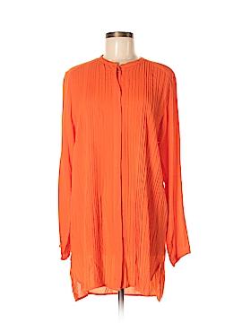Vix by Paula Hermanny Long Sleeve Blouse Size M