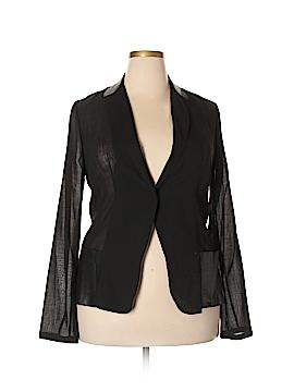 Elie Tahari Wool Blazer Size XL