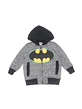 Batman Zip Up Hoodie Size 2T
