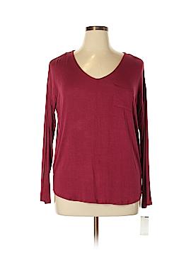 Derek Heart Long Sleeve T-Shirt Size XL