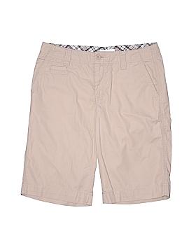 Lizwear by Liz Claiborne Khaki Shorts Size 8