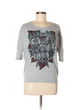 Crash & Burn 3/4 Sleeve T-Shirt Size XS