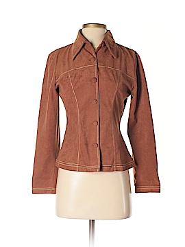 Element Long Sleeve Button-Down Shirt Size S