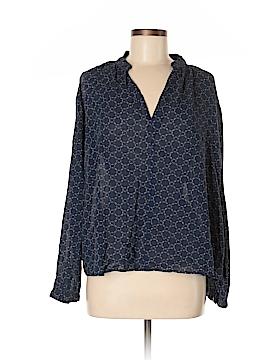 H&M L.O.G.G. Long Sleeve Blouse Size 8