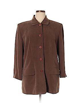 Chaus Silk Blazer Size 16